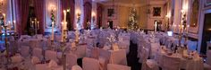 Ringwood Hall Hotel, Chesterfield, Derbyshire - Christmas All Inclusive Wedding