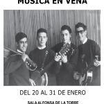 Exposición: «Joaquín Díaz 1964 – 2014. Música en Vena», desde el miércoles 20 de