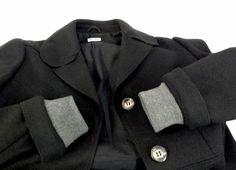 zeitloser MIU MIU Mantel hochwertig Jacke schwarz NP 2450Euro Miuccia Prada Gr40 in Kleidung & Accessoires, Damenmode, Jacken & Mäntel | eBay!