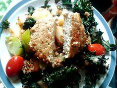 Kale is back in season! Yesss!