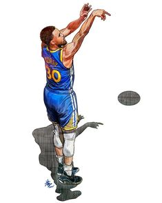 Curry Basketball, Basketball Pictures, Sports Basketball, Sports Art, Basketball Players, Basketball Doodle, Nba Wallpapers Stephen Curry, Nba Stephen Curry, Curry Nba