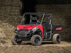 New 2016 Polaris RANGER XP 900 Solar Red ATVs For Sale in North Carolina. 2016 Polaris RANGER XP 900 Solar Red, Pricing includes all taxes and fees! 2016 Polaris® RANGER XP® 900 Solar Red Features may include: Hardest Working Features The ProStar® Engine Advantage The RANGER XP 900 ProStar® engine is purpose built, tuned and designed alongside the vehicle resulting in an optimal balance of smooth, reliable power. The ProStar® XP 900 engine was developed with the ultimate combination of…