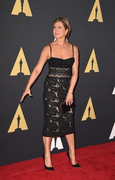 Pin for Later: Jennifer and Justin Have a Hollywood Date Night at the Governors Awards