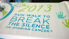 Becker's at NOCC Walk/Run to Break the Silence of Ovarian Cancer, September 7, 2013