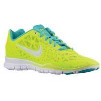 Nike Free TR  Breathe - Women's - Light Green / White