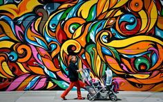 San Francisco mural  #SF @yestocarrots #yestocarrotcapital