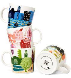 テーブルウェア:ホームタウン マグカップ / アラビア |北欧家具・雑貨のインテリア通販ショップ - morphica