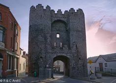 My Great Uncle Sir Arthur Aston was killed by Cromwell's army at the Battle of Drogheda. My (Paternal) Aunt Doreen's husband's family was from here too. Tree People, Images Of Ireland, Sir Arthur, St Lawrence, My Family History, Irish Eyes, Tower Bridge, Aunt, Genealogy