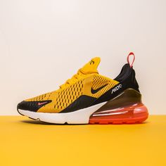 best loved ef689 fbe60 Add a dose of bright colours with the Nike Air Max 270 in the colourway.