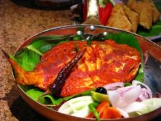 Recipe for Fish Masala