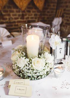 8 best hurricane centre pieces images flower arrangements wedding rh pinterest com