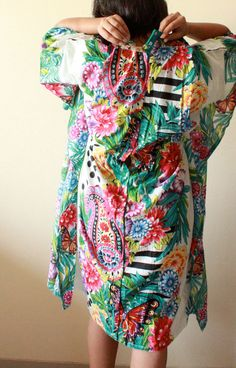 Maternity gown / hospital robe / nursing gown / by ComfyClothing, $32.00
