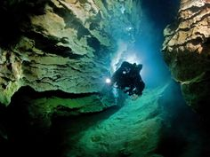 Caves beneath Budapest