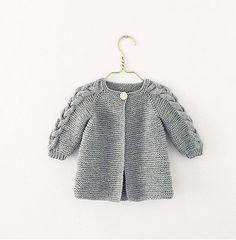 Ravelry: Nordic Spring Jacket pattern by Trine Påskesen