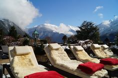 www.stock.at  STOCK *****resort ZILLERTAL, TIROL Outdoor Furniture, Outdoor Decor, Sun Lounger, Bed, Winter, Home Decor, Winter Time, Chaise Longue, Decoration Home