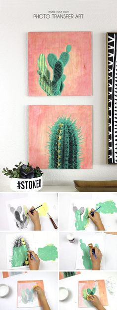 50  Awesome DIY Image Transfer Projects