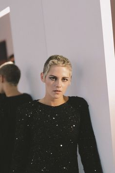 Kristen Stewart à la soirée Gabrielle Chanel