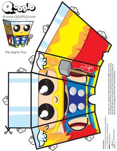 Thor Cubeecraft
