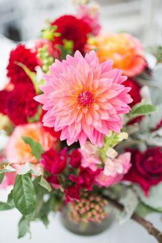 Brooklyn Botanical Garden Wedding at the Palm House Brooklyn Botanical Garden Wedding, Botanical Gardens Wedding, Beautiful Flower Arrangements, Floral Arrangements, Fresh Flowers, Beautiful Flowers, Floral Park, Flowers Nature, Garden Inspiration