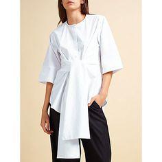 Modern Rarity palmer/harding Tie Waist Shirt