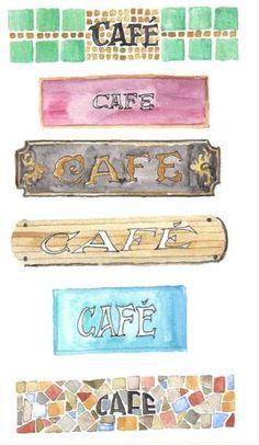Cafe'