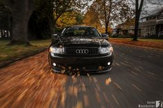 Niem Tran's Audi B6 A4 by Jason Manchester, via Flickr