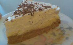 Gesztenyés krémes sütés nélkül recept fotóval