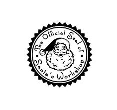 Official Seal From Santa | The official Seal of Santa's workshop ...