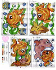 ! Graphics voor borduurwerk Dieren
