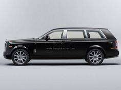 Rolls-Royce SUV Production Confirmed Although We Already Knew That