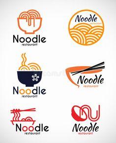 Noodle Restaurant Food Logo Vector Design Stock Vector … The post Noodle Restaurant Food Logo Vector Design Stock Vector … appeared first on Food Monster. Logo Restaurant, Noodle Restaurant, Restaurant Recipes, Food Logo Design, Logo Food, Logo Branding, Branding Design, Brand Identity, Menue Design