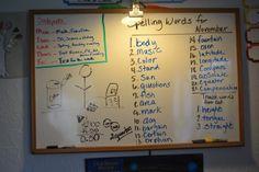 Rain Valley-Red Snails classroom update for November 25-December 6, 2013.