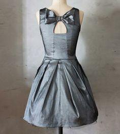 Jubilee Taffeta Dress made by Fleet Collection