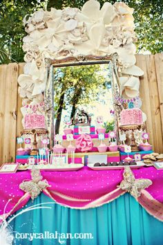 Fairy Themed Sisters Birthday Party - Kara's Party Ideas - The Place for All Things Party