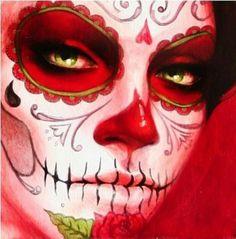 La Cara Roja