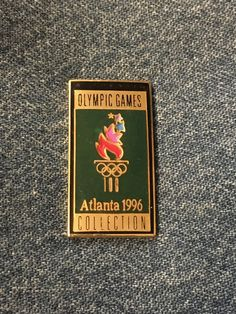 Helpful Olympic Pins 1996 Atlanta Georgia Usa Usa Canoe Kayak Team Usa Noc Country Sports Memorabilia Olympic Memorabilia