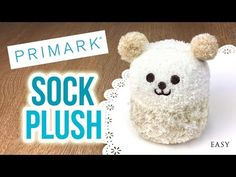 DIY Xmas Gifts - Primark Sock Plushies!! CHEAP and EASY to make - YouTube