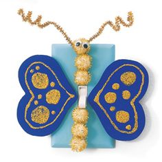 butterfly switch plate