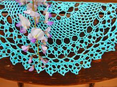 In & around my house Crochet Doilies