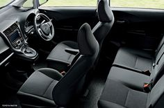 New Review 2015 Toyota Verso-S Specs Interior View Model