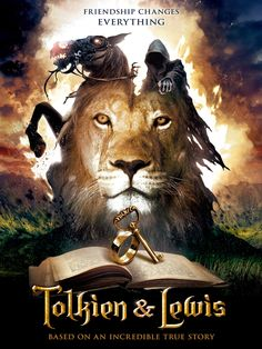 "Checkout the movie ""Tolkien & Lewis"" For More info on this film check out CFDb - http://www.christianfilmdatabase.com/review/tolkien-lewis/"