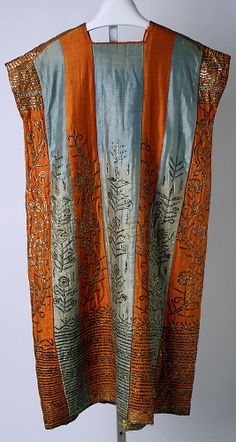 Dress   Callot Soeurs (French, active 1895–1937)  Date: early 1920s Culture: French Medium: silk. Back