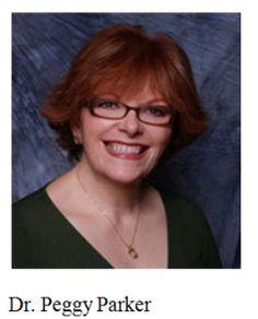 Bác sĩ, Tiến sĩ Peggy Parker và nghiên cứu về nước ion kiềm