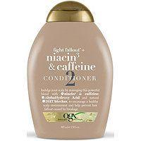 OGX Anti-Hair Fallout Niacin3 & Caffeine Conditioner