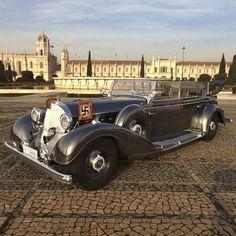 Mercedes Benz Hitler edition
