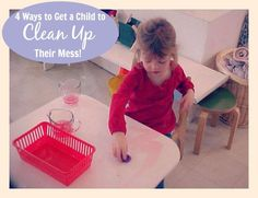 4 Ways to Get a Child to Clean Up Their Mess Montessori Practical Life, Montessori Education, Ecommerce Hosting, Clean Up, Homeschool, How To Get, Posts, Children, Shop