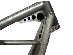 Holey Neck Tie for XS650