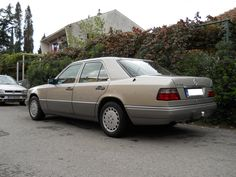 Mercedes W124 E 250 Diesel that I own