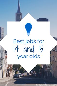 Most jobs require you to be at least 16 years old. However, these companies hire 14 and 15 year olds! Find the best jobs for teens at FirstQuarterFinance.Com.