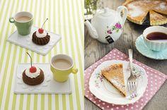 Frescas ideas para la ceremonia del té